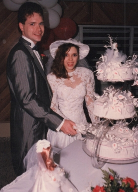 Todd Raquel Wedding 1991004