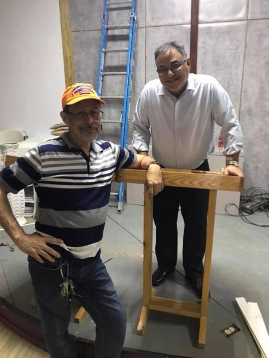 Gustavo & Nehemias