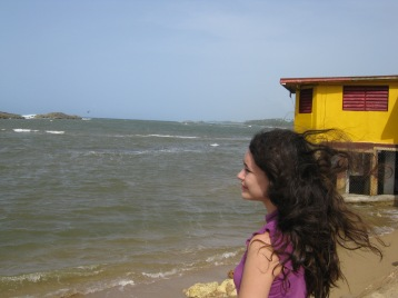 Celeste by the beach of Barceloneta PR 2012