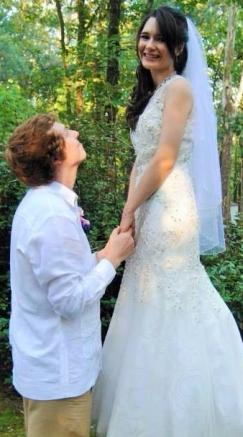 celeste & joseph wedding