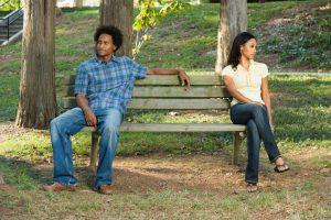 couple-on-bench-upset-300x200