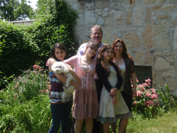 Family photo 2012