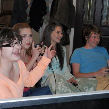 Xbox playing 2014